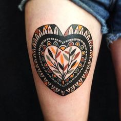 Tattoo by @mattcooleytattoo http://www.pinterest.com/heymercedes/