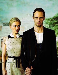 Eric and Sookie | True Blood