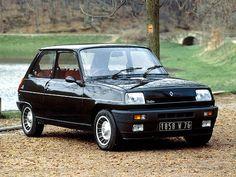 Renault 5 Alpine Turbo (1982 – 1984).