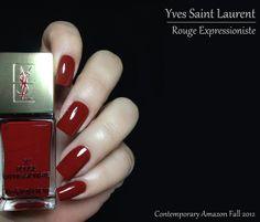 Yves Saint Laurent Rouge Expressioniste
