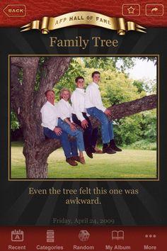Awkward Family Photos - Family Tree