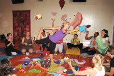 Rainbow Kids Yoga Teacher Training in London, England | Yoga for Kids London | London Yoga for Children | Kids Yoga certification course Lon...