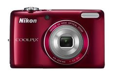 Nikon COOLPIX L26 16.1 MP Digital Camera with 5x Zoom NIKKOR Glass Lens and 3-inch LCD (Red) at http://suliaszone.com/nikon-coolpix-l26-16-1-mp-digital-camera-with-5x-zoom-nikkor-glass-lens-and-3-inch-lcd-red-2/ # See more product digital camera for kids at http://pinterest.com/sulias/digital-camera-for-kids/