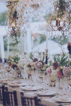 #purple #lavender #pink #wedding #outdoor #reception #floral #arrangement #flower #decor #table #centerpiece #tablescape #tablesetting #placesetting