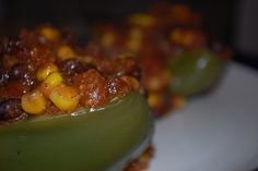 Mexican Stuffed Peppers Plant Strong
