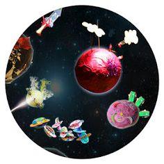 The Galaxy Adventures Exhibition