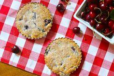 Cherry Frangipane Tartlets