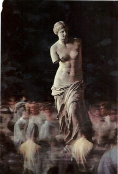 Venus de Milo, the Louvre.