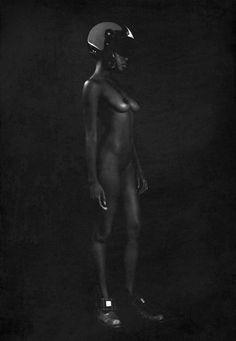 Nude davi labour, hot chocol, black beauti, labour parti, black art, warren davi