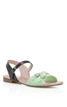Shop Seaside Sandal by Opening Ceremony Now Available on Moda Operandi