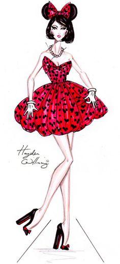 Costume Couture: Pretty Minnie