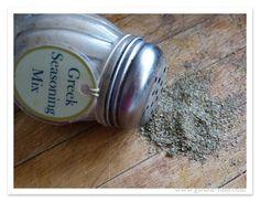 Greek Salad Dressing Recipe | Gwens Nest