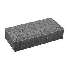 Decor Precast - Charcoal Cobble - Lite Paving Stone - 10159056 - Home Depot Canada $0.55?