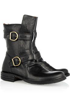 Fiorentini & Baker fall biker boots