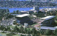 Home of the Washington Huskies...