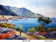 Big Sur Path