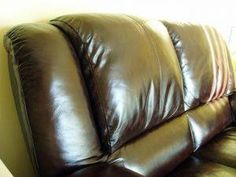 How to Stain Leather Furniture