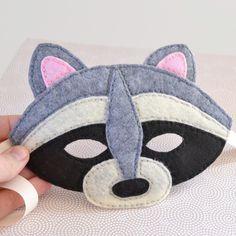 How to Make Felt Animal Masks at Mom Spark! - Dream a Little Bigger