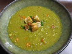 split pea soup.. love it