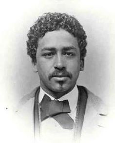 Richard Theodore Greener was the first black man to graduate from Harvard 1870