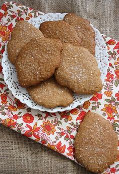 Low Calorie Low Carb Diabetic Friendly Spice Cookies For The Holidays