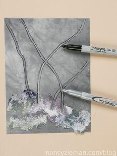 how to sew landscape quilts Nancy Zieman