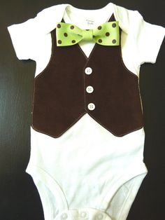 For the dapper baby boy...