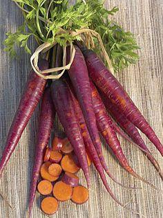 Cosmic Purple Carrots - My favorite!