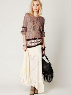 Free People #Style #Fashion