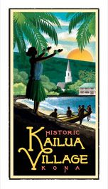 "CALENDAR OF EVENTS IN HISTORIC KAILUA VILLAGE — Kona, Hawaiʻi.  This very useful calendar includes all events in downtown Kailua Village. ❖The ""Kokua Kailua"" stroll & savor on the 3rd Sunday of each month is very popular. ❖Outrigger canoe races from Kailua Pier. ❖Sports events such as the Peaman Biathlon, Trashcan Triathlon, Alii Challenge Swim, Path Runs & of course the Ironman Triathlon.  ❖Cultural, art & craft fairs. ❖Fishing tournaments, including the International Billfish Tournament."