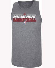 adidas Miami HEAT Pregame Tank