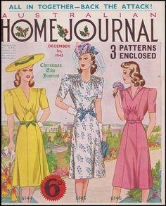 1940s Australian Home Journal