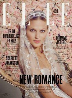 Elle Denmark March 2014 | Charlotte Hoyer