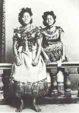 Samoan ladies