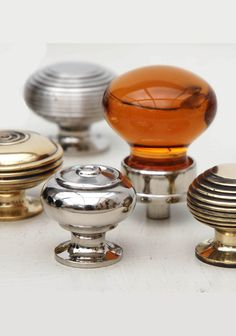 Knob collection for cabinets and furniture restoration - Willow & Stone Blogspot