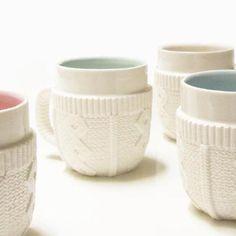 Sweater Mugs