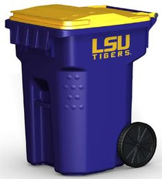 Take out the trash like a Tiger!