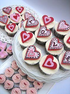 Cupcakes #wedding