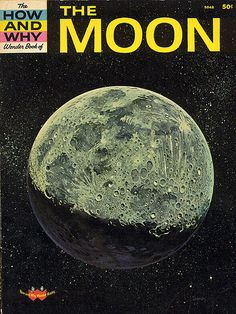 Wonder Book of the Moon / Raul Mina Mora
