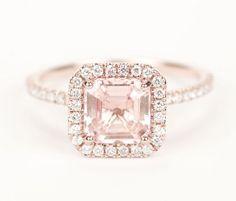 sapphir diamond, diamond halo