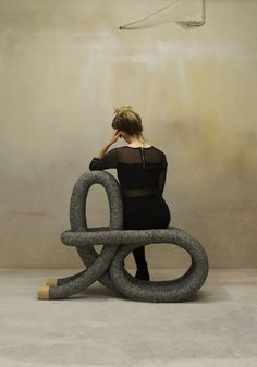 annamarlena, chairknot, knot chair, chair knot