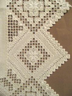 Hardanger Embroidery - Vesterheim Norwegian-American Museum, Decorah, Iowa