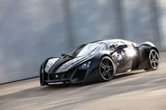 Marussia Motors B2