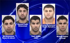 5 Arrested In Connection With Violent Sexual Assault