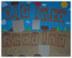 Dig Into Reading -- Summer Library Program 2013