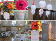 lantern, birthday parties, church, white lights, relief societi