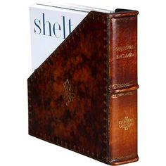 Magazine Holder Elizabeth Marshall Magazine Holders Magazine Holders Home Decor