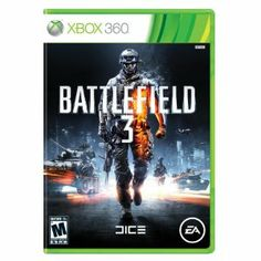 Battlefield 3 for Xbox - Awesome game for $39.99!