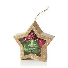 Gold Star Ornament #GODIVA  ($10.00)