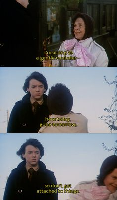 One of my all-time favourite quotes, ever!!! <3   Harold and Maude (1971)